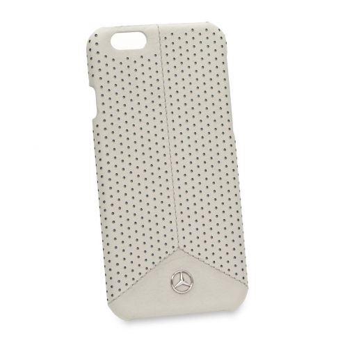 Coque Mercedes MEHCP6PEGR iPhone 6 4,7 Gris