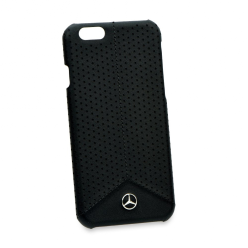Coque Mercedes MEHCP6PEBK iPhone 6 4,7 Noir