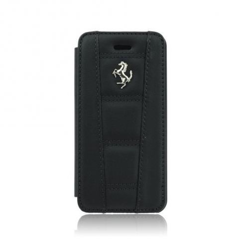 "Book Coque FERRARI FE458FLBKP6BL iPhone 6 4""7 Noir"