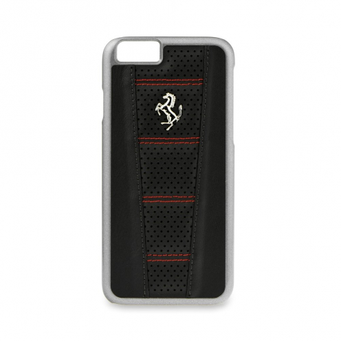 "Original Powercase Ferrari FEFOMFPCP6BK iPhone 6 4""7 Noir"