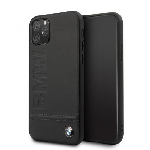 Coque BMW BMHCN58LLSB iPhone 11 Pro Noir