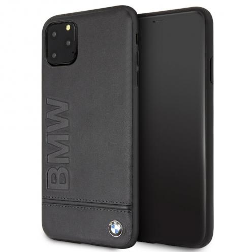 Coque BMW BMHCN65LLSB iPhone 11 Pro Max Noir