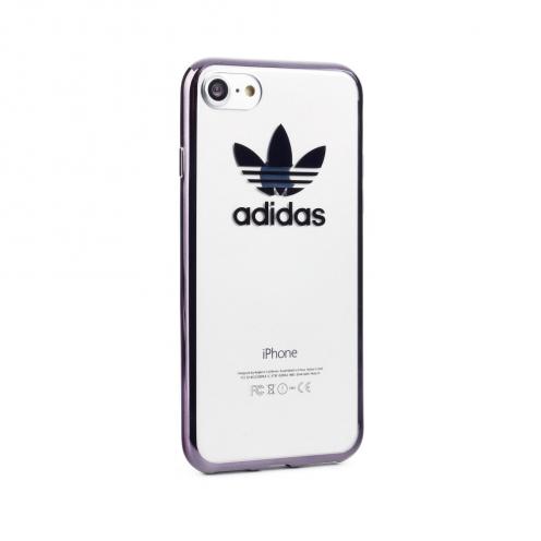 Coque ADIDAS Originals ENTRY BASICS iPhone 7 / 8 Noir