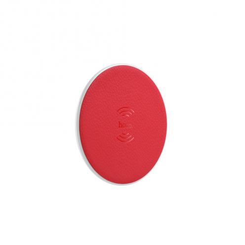 HOCO Chargeur Sans Fil CW14 2,0A rouge