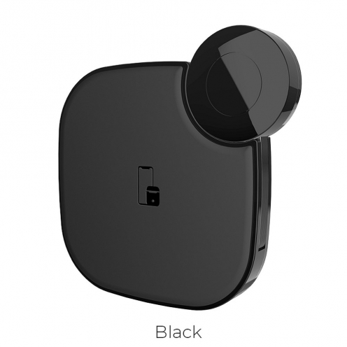 HOCO Chargeur Sans Fil S5 power 2-in-1 Chargeur Sans Fil 2A 10W S5