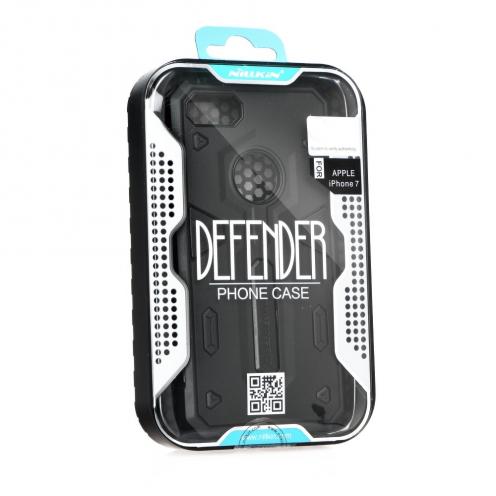 Nillkin Defender CASE II Coque Pour iPhone 7 plus Noir