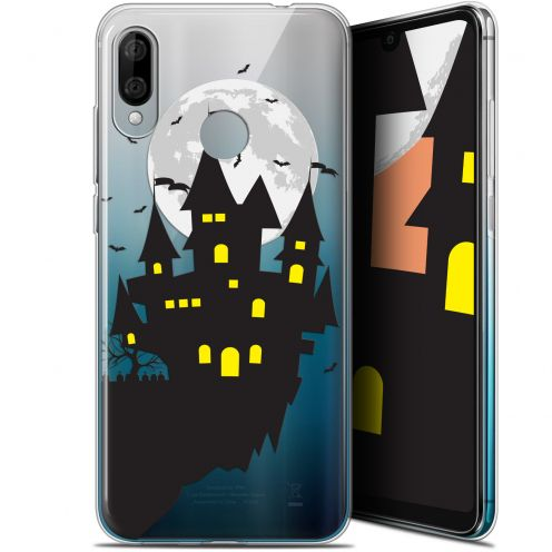 "Coque Gel Wiko View 3 LITE (6.09"") Extra Fine Halloween - Castle Dream"