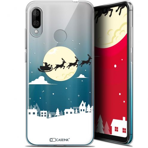 "Coque Gel Wiko View 3 LITE (6.09"") Extra Fine Noël 2017 - Flying Stanta"