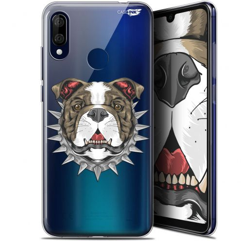 "Coque Gel Wiko View 3 LITE (6.09"") Extra Fine Motif - Doggy"