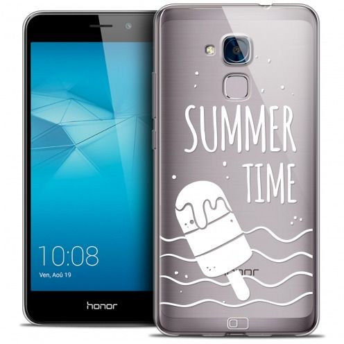 Coque Crystal Gel Huawei Honor 5C Extra Fine Summer - Summer Time