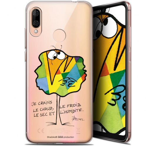 """Coque Gel Wiko View 3 LITE (6.09"""") Extra Fine Les Shadoks® - Chaud ou Froid"""
