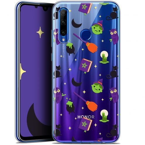 "Coque Gel Huawei Honor 20 LITE (6.2"") Extra Fine Halloween - Witch Potter"