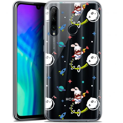 "Coque Gel Huawei Honor 20 LITE (6.2"") Extra Fine Lapins Crétins™ - Space 2"