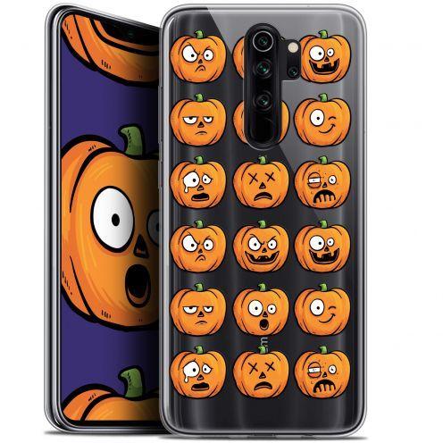 "Coque Gel Xiaomi Redmi Note 8 PRO (6.5"") Extra Fine Halloween - Cartoon Citrouille"