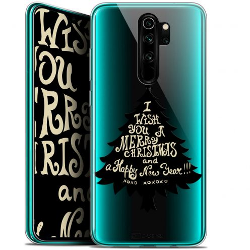 "Coque Gel Xiaomi Redmi Note 8 PRO (6.5"") Extra Fine Noël 2017 - XOXO Tree"