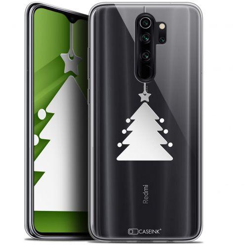 "Coque Gel Xiaomi Redmi Note 8 PRO (6.5"") Extra Fine Noël 2017 - Petit Arbre"