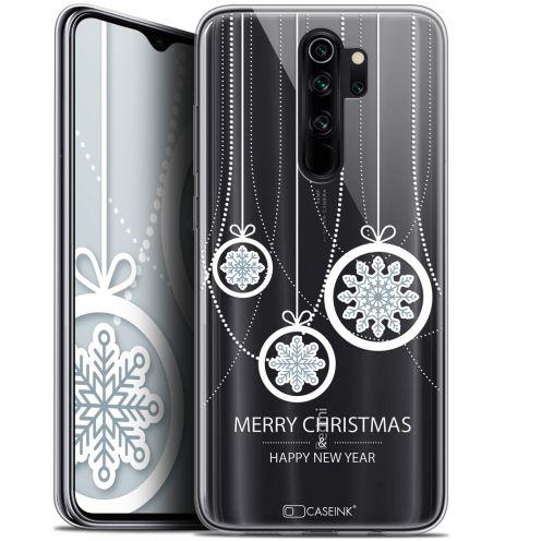 "Coque Gel Xiaomi Redmi Note 8 PRO (6.5"") Extra Fine Noël 2017 - Christmas Balls"
