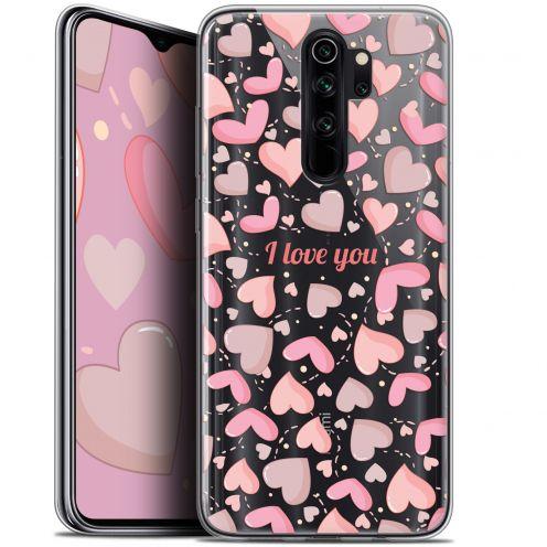 "Coque Gel Xiaomi Redmi Note 8 PRO (6.5"") Extra Fine Love - I Love You"