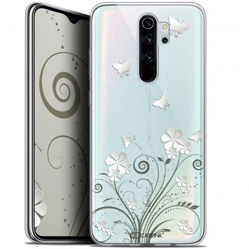 "Coque Gel Xiaomi Redmi Note 8 PRO (6.5"") Extra Fine Summer - Papillons"