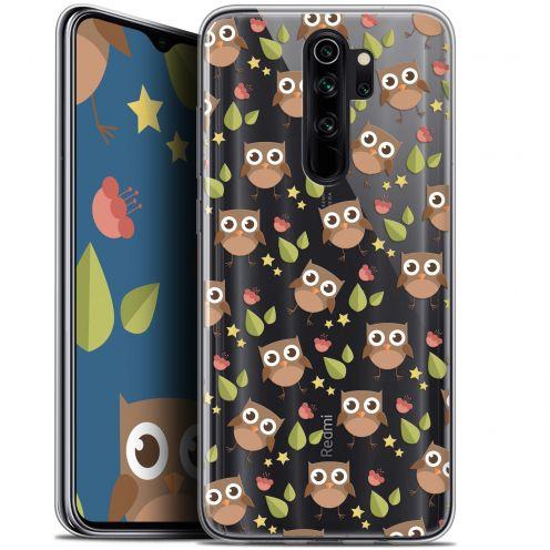 "Coque Gel Xiaomi Redmi Note 8 PRO (6.5"") Extra Fine Summer - Hibou"