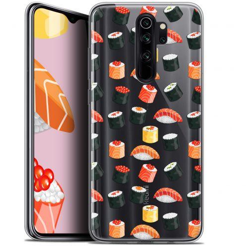 "Coque Gel Xiaomi Redmi Note 8 PRO (6.5"") Extra Fine Foodie - Sushi"