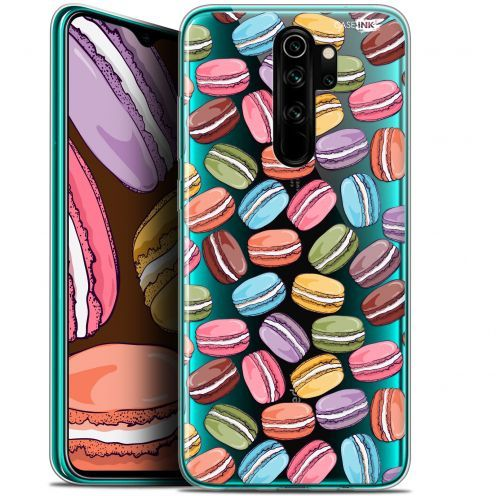 "Coque Gel Xiaomi Redmi Note 8 PRO (6.5"") Extra Fine Motif - Macarons"