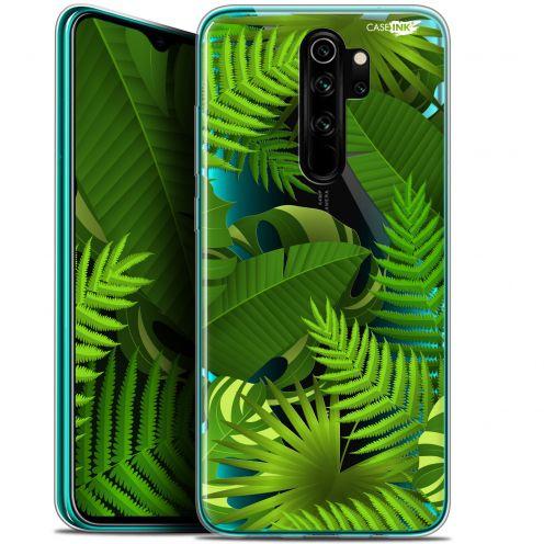 "Coque Gel Xiaomi Redmi Note 8 PRO (6.5"") Extra Fine Motif - Plantes des Tropiques"