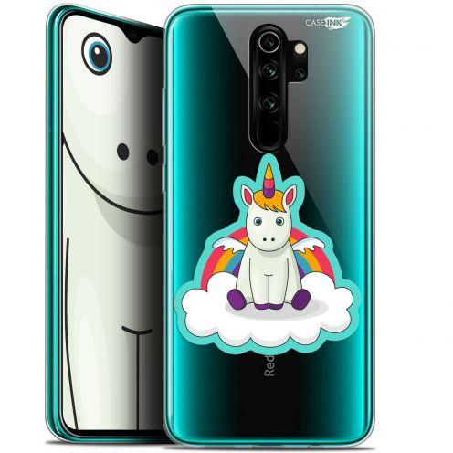 "Coque Gel Xiaomi Redmi Note 8 PRO (6.5"") Extra Fine Motif - Bébé Licorne"