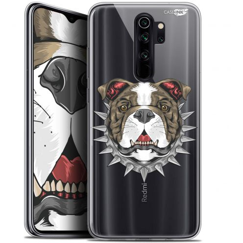 "Coque Gel Xiaomi Redmi Note 8 PRO (6.5"") Extra Fine Motif - Doggy"