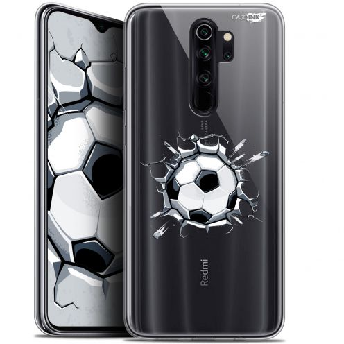 "Coque Gel Xiaomi Redmi Note 8 PRO (6.5"") Extra Fine Motif - Le Balon de Foot"