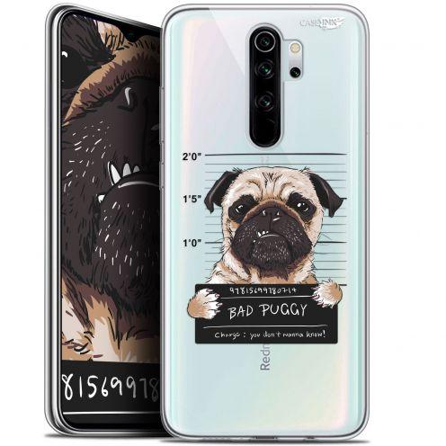 "Coque Gel Xiaomi Redmi Note 8 PRO (6.5"") Extra Fine Motif - Beware The Puggy Dog"
