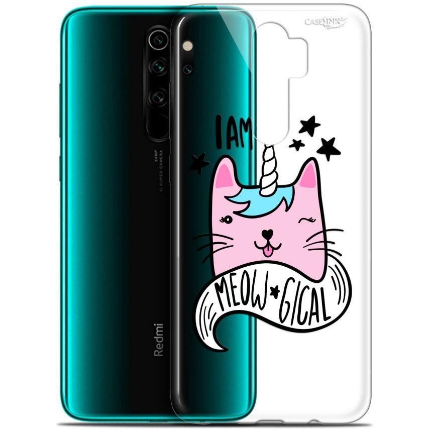 "Coque Gel Xiaomi Redmi Note 8 PRO (6.5"") Extra Fine Motif - I Am MEOUgical"