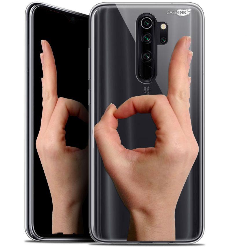 "Coque Gel Xiaomi Redmi Note 8 PRO (6.5"") Extra Fine Motif - Le Jeu du Rond"