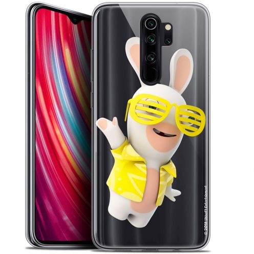 "Coque Gel Xiaomi Redmi Note 8 PRO (6.5"") Extra Fine Lapins Crétins™ - Sun Glassss!"