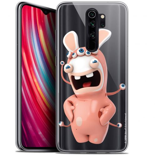 "Coque Gel Xiaomi Redmi Note 8 PRO (6.5"") Extra Fine Lapins Crétins™ - Extraterrestre"