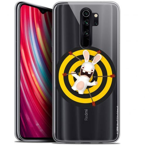"Coque Gel Xiaomi Redmi Note 8 PRO (6.5"") Extra Fine Lapins Crétins™ - Target"