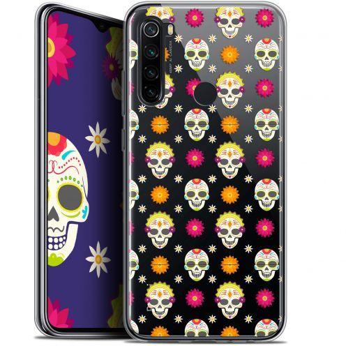 """Coque Gel Xiaomi Redmi Note 8 (6.3"""") Extra Fine Halloween - Skull Halloween"""