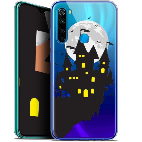 "Coque Gel Xiaomi Redmi Note 8 (6.3"") Extra Fine Halloween - Castle Dream"