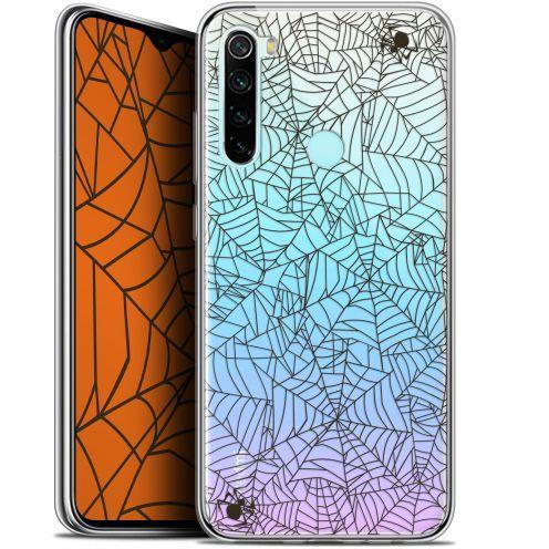 "Coque Gel Xiaomi Redmi Note 8 (6.3"") Extra Fine Halloween - Spooky Spider"