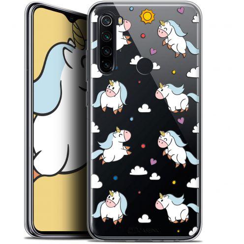"Coque Gel Xiaomi Redmi Note 8 (6.3"") Extra Fine Fantasia - Licorne In the Sky"