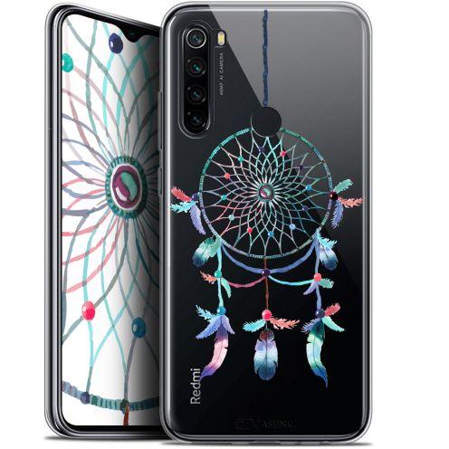 "Coque Gel Xiaomi Redmi Note 8 (6.3"") Extra Fine Dreamy - Attrape Rêves Rainbow"