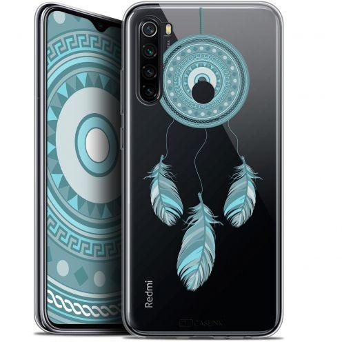 """Coque Gel Xiaomi Redmi Note 8 (6.3"""") Extra Fine Dreamy - Attrape Rêves Blue"""