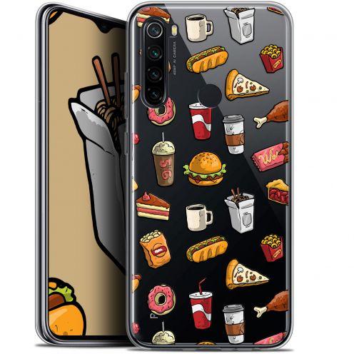 "Coque Gel Xiaomi Redmi Note 8 (6.3"") Extra Fine Foodie - Fast Food"