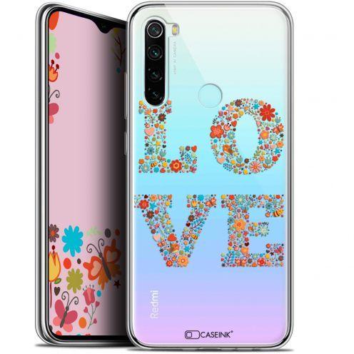"""Coque Gel Xiaomi Redmi Note 8 (6.3"""") Extra Fine Summer - Love Flowers"""