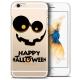 Coque Crystal iPhone 6/6s Plus (5.5) Extra Fine Halloween - Happy