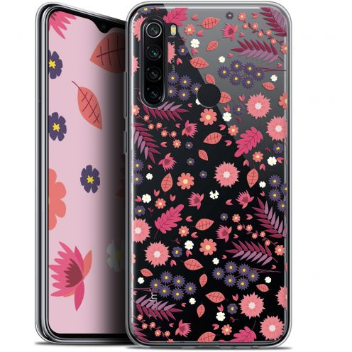 "Coque Gel Xiaomi Redmi Note 8 (6.3"") Extra Fine Spring - Printemps"
