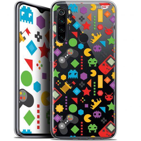 """Coque Gel Xiaomi Redmi Note 8 (6.3"""") Extra Fine Motif - PacMan"""