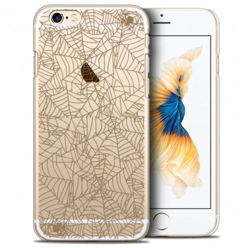 Coque Crystal iPhone 6/6s (4.7) Extra Fine Halloween - Spooky Spider