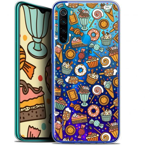 """Coque Gel Xiaomi Redmi Note 8 (6.3"""") Extra Fine Motif - Bonbons"""