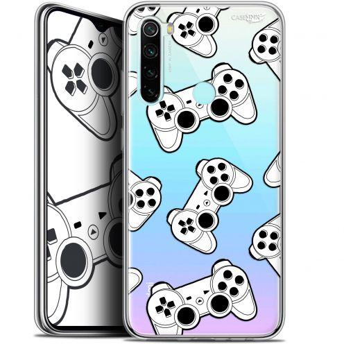 """Coque Gel Xiaomi Redmi Note 8 (6.3"""") Extra Fine Motif - Game Play Joysticks"""